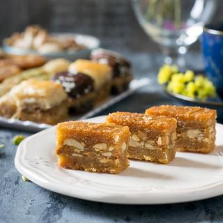 Ливанские сладости Pate D`or осмалия с кешью, 250 гр