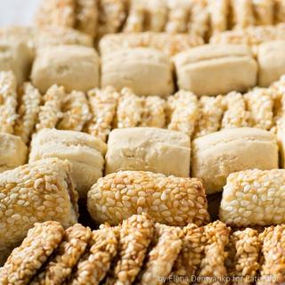 Восточное печенье ассорти Pate D`or mix, 500 гр