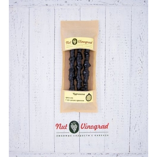 Чурчхела Nutvinograd гранатовая с грецким орехом, 240 гр