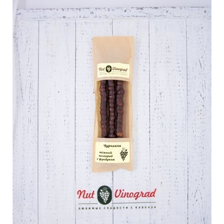 Чурчхела Nutvinograd виноградная с фундуком, 180 гр