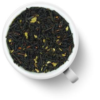 Чай черный ароматизированный Gutenberg чёрная смородина, 50 гр
