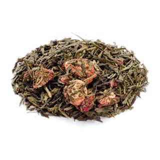 Чай зелёный ароматизированный Gutenberg романтика, 50 гр