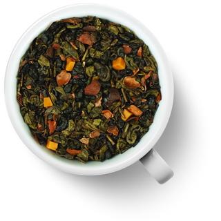 Чай зеленый ароматизированный Gutenberg бейлис, 50 гр