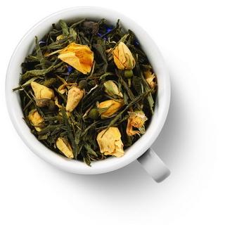 Чай зеленый ароматизированный Gutenberg роза Парижа, 50 гр