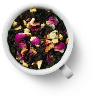 Чай зеленый ароматизированный Gutenberg золото падишаха, 50 гр