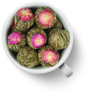 Китайский элитный чай Gutenberg жасминовый персик дракона, 50 гр