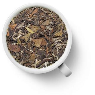 Китайский элитный чай Gutenberg белый пион летний сбор, 50 гр