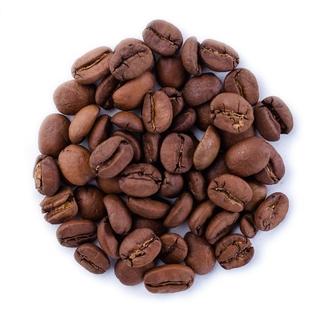 Кофе в зернах ароматизированный Gutenberg клубничная панна-котта, 100 гр