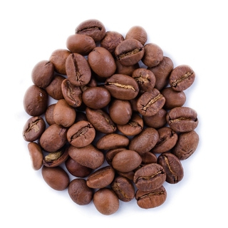 Кофе в зернах ароматизированный Gutenberg швейцарский шоколад, 100 гр