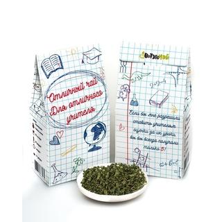 Подарочный чай Для отличного учителя