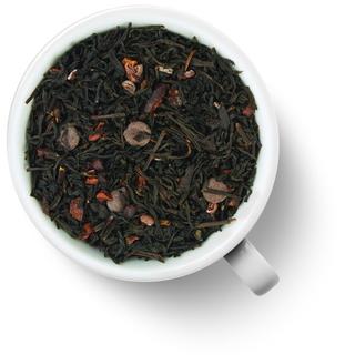 Чай черный ароматизированный Gutenberg темный шоколад, 50 гр