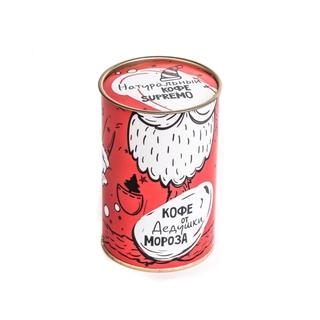Подарочный кофе От дедушки мороза, 100 гр