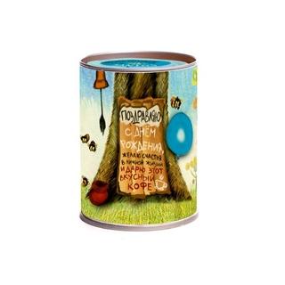 Подарочный кофе С днем рождения, 100 гр