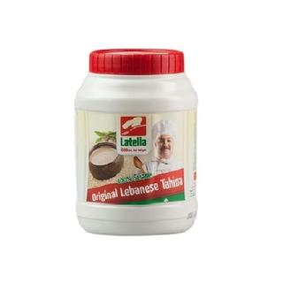 Кунжутная паста Latella тахини, 400 гр