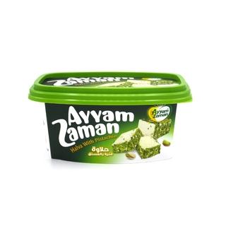 Кунжутная халва Ayyam Zaman с фисташками, 400 гр
