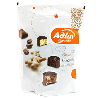 Пашмала Adlin со вкусом имбиря, какао и кофе в шоколадной глазури, 350 гр