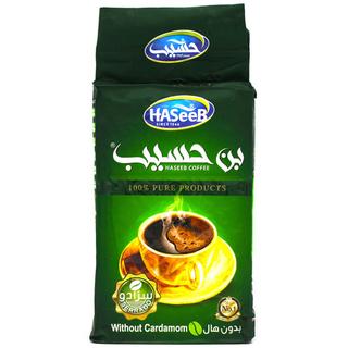 Арабский кофе Haseeb натуральный молотый, 500 гр