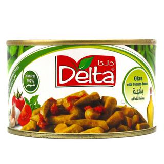 Бамия Delta с томатным соусом, 400 гр