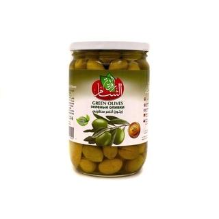 Оливки зеленые Rawiat Al Sham, 400 гр