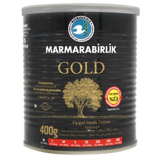 Маслины Marmarabirlik gold XL, 400 гр