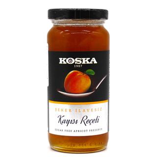Джем без сахара Koska из абрикоса, 290 гр