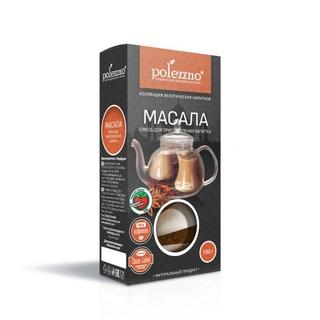 Чай масала Polezzno, 100 гр