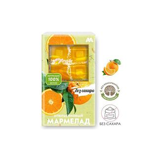 Мармелад без сахара Marme со вкусом апельсина, 170 гр