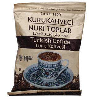 Кофе молотый Kurukahveci nuri toplar, 100 мл