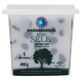 Маслины Marmarabirlik kuru sele вяленые S, 400 гр