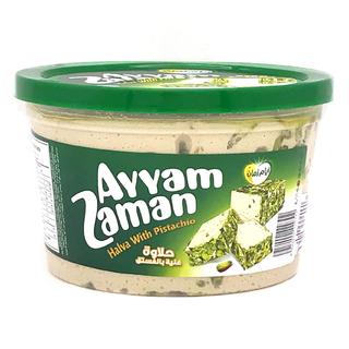 Кунжутная халва Ayyam Zaman с фисташками, 800 гр