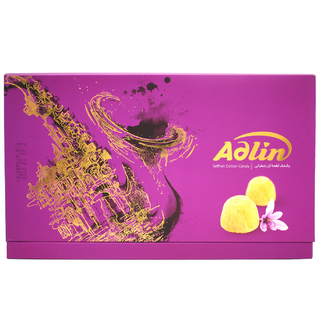 Царская пашмала Adlin в подарочной упаковке со вкусом шафрана, 350 гр