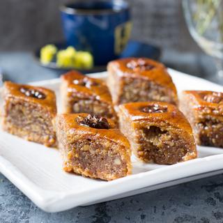 Ливанские сладости Pate D`or пахлава бакинская, 1000 гр