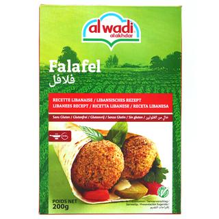 Смесь для фалафеля Al wadi, 200 гр