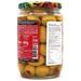 Оливки зеленые Marmarabirlik с перцем 4XL, 400 гр