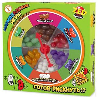 Мармеладские игры Zed candy серия 1, 120 гр