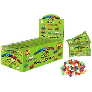 Мармеладские игры Zed candy дополнительный набор, серия 1, 50 гр