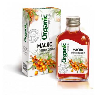 Облепиховое масло Organic Altay, 100 мл