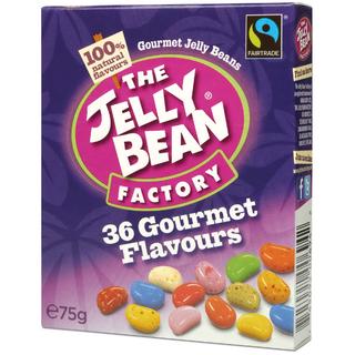 Драже жевательное The Jelly Bean factory mix, 75 гр