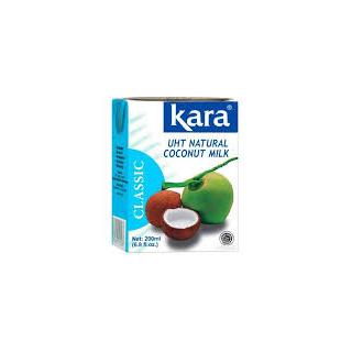 Кокосовое молоко Kara 17%, 200 мл