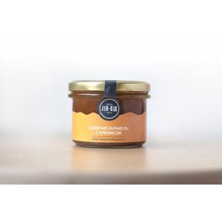 Солёная карамель Jam bar с арахисом