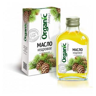 Масло грецкого ореха Organic Altay, 100 мл