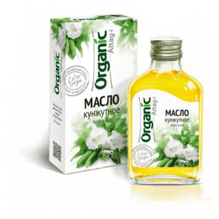 Тыквенное масло Organic Altay, 100 мл