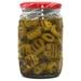 Оливки зеленые Pinar butun yesli с косточкой, 350 гр