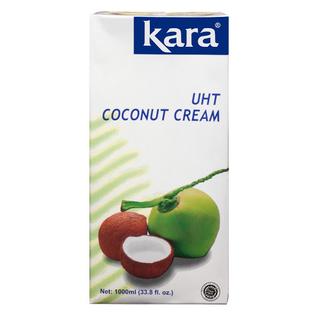 Кокосовые сливки Kara, 500 мл