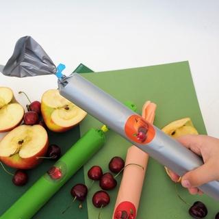Рулет фруктовый ХОБА яблоко-тыква, 125 гр