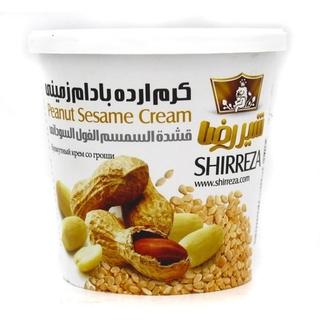 Кунжутный крем Shirreza с арахисом, 400 гр