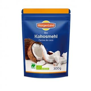 Кокосовая мука MorgenLand органическая, 300 гр