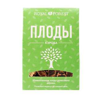 Измельченные плоды рожкового дерева Royal Forest, 100 гр