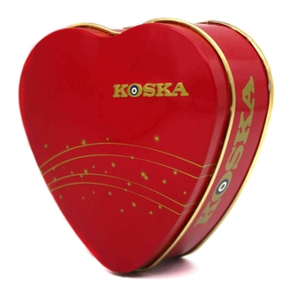 Рахат лукум KOSKA с ароматом розы и лимона, 150 гр