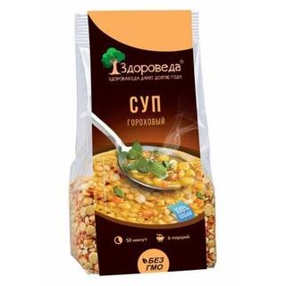 Суп гороховый постный Здороведа, 250 гр